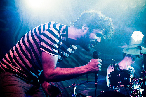 Passion Pit at The Ritz