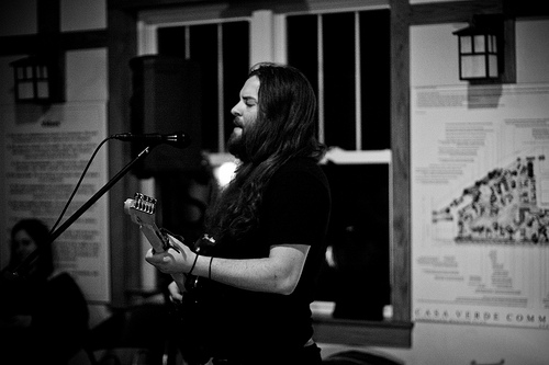 Joe Pug at Fuel/Friends House Show Colorado Springs