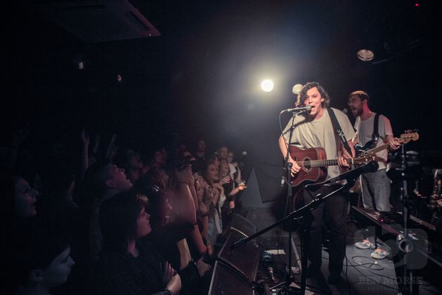 the front bottoms w rob lynch at the roadhouse manchester the