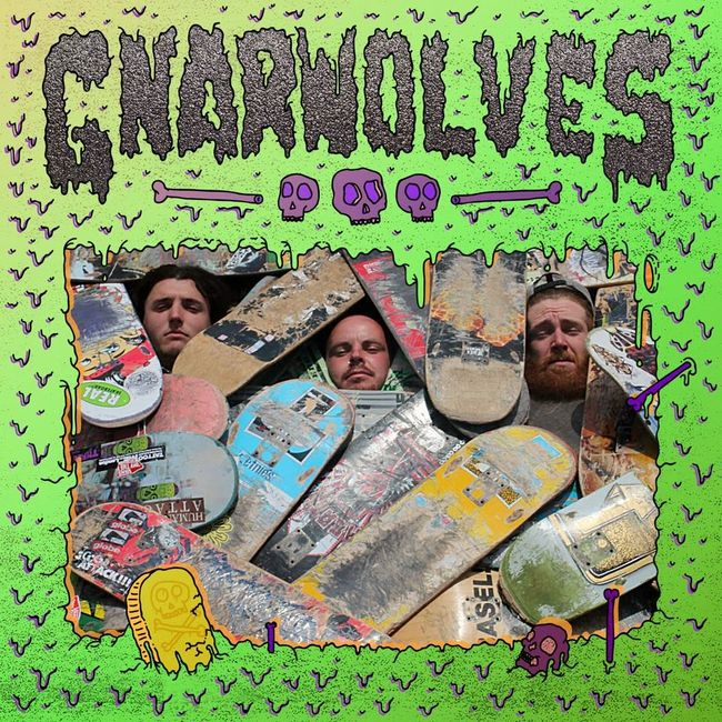 Gnarwolves - S/T