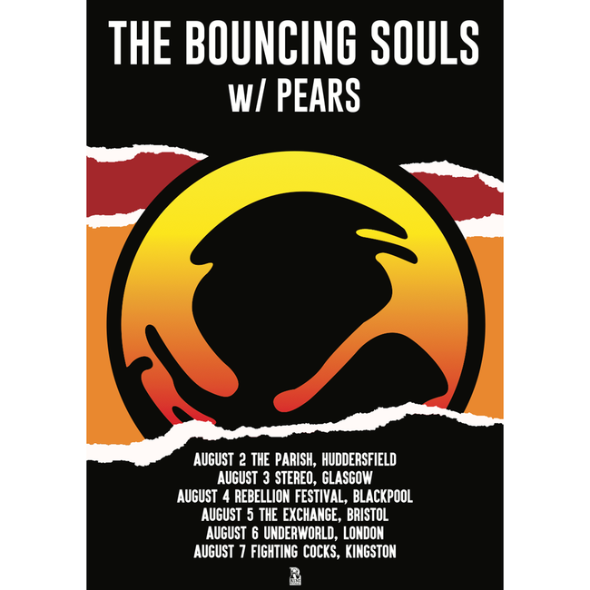 The Bouncing Souls Announce August UK Headline Shows