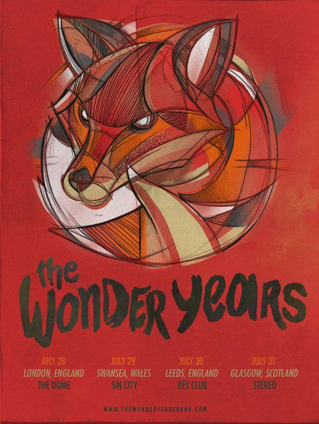 The Wonder Years Announce Intimate UK Shows For July
