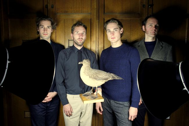Video: Stornoway - 'Get Low'