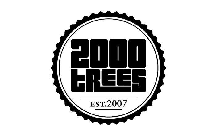 2000 trees logo