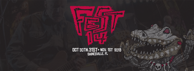 Andrew W.K. & More Announced For FEST 14