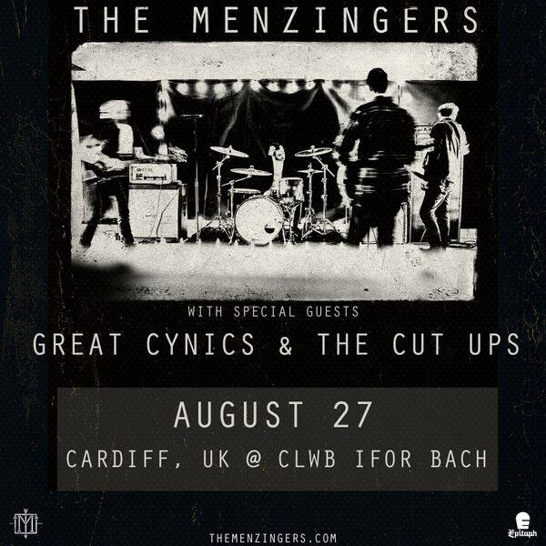 The Menzingers Announce Pre-Reading & Leeds Headline Show In Cardiff