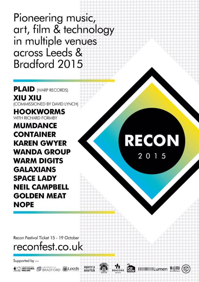 Recon Festival 2015 Is All About Technology, Returns This October