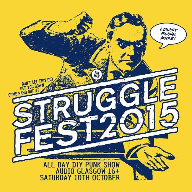 Struggletown Records Announce Strugglefest 2015